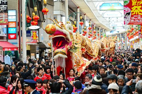 chinese new year celebrations around the globe ring in the