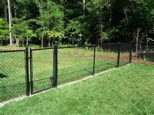 best 25 chain link fence cost ideas on