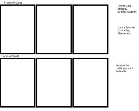 power cards autism template 1000 images about slp behavior on behavior