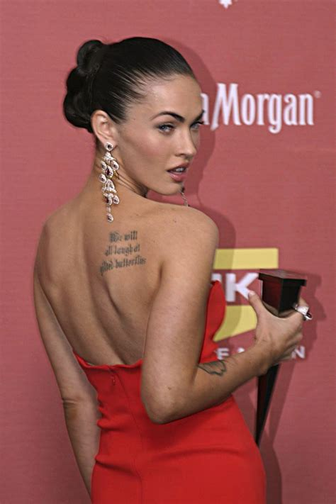 megan fox marilyn tattoo file megan fox back jpg