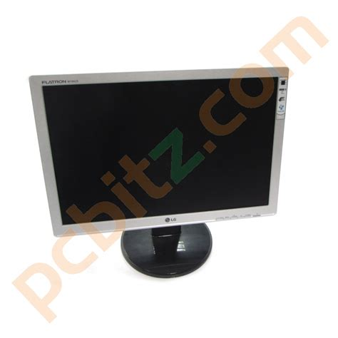 Lcd Monitor Lg Widescreen 19 lg flatron w1942s 19 quot widescreen lcd monitor silver grade b ebay