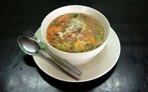 alat dan bahan membuat soto ayam cara membuat soto kwali khas solo spesial resep makan