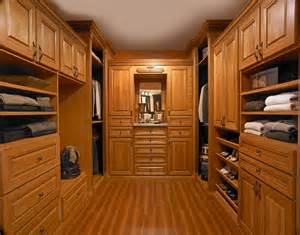 solid wood walk in closet closets