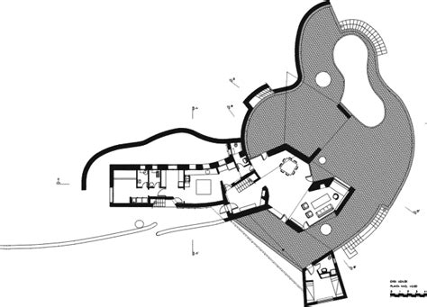 1 Story House Plans by Plans La Casa Ugalde