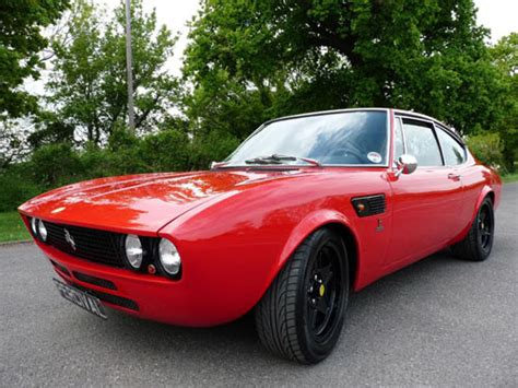 fiat dino coupe modified in 2 motorsports