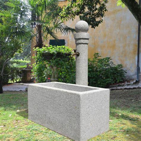 Stilvoller Steinbrunnen 187 Aversa 171 Gartentraum De