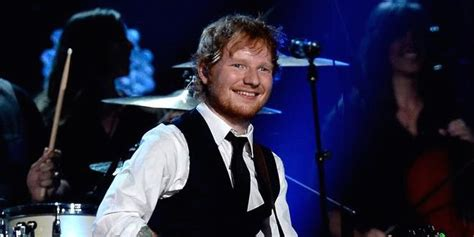 ed sheeran the a team testo ed sheeran canta thinking out loud sorpresa al matrimonio