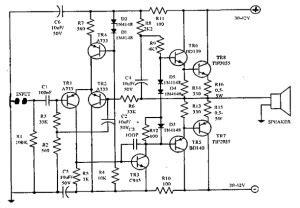Power Lifier Ocl 300 Watt lifier ruangan ocl 150 watt lengkap dengan cara membuatnya