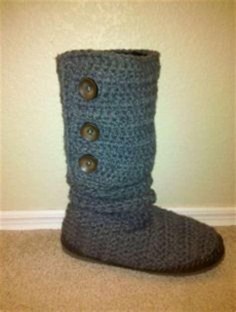 hollydoll crochet boot slippers pattern free crochet pattern for womens boot slippers crochet