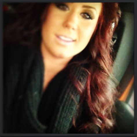 what red hair colour does chelsea houska have hair teen mom 2 chelsea houska s hair evolution photos