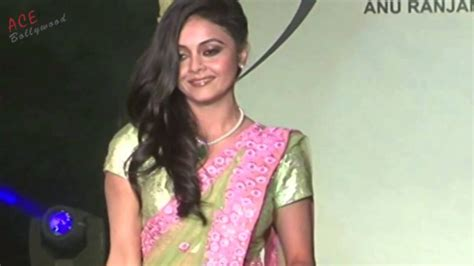 India Bans Fashion Tv Again by Gorgeous Indian In Saree At Beti Fashion Show
