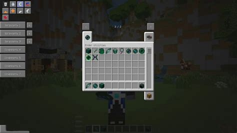 how to charge capacitor minecraft 1 11 2 ender utilities mod minecraft forum