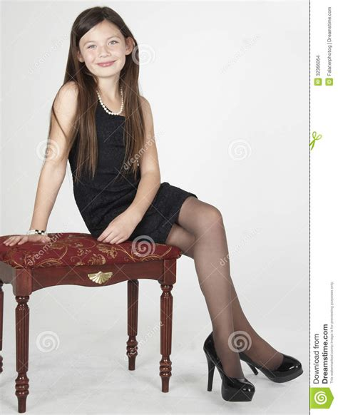 preteens legs teen girl fashion modeling stock photo image of leggy