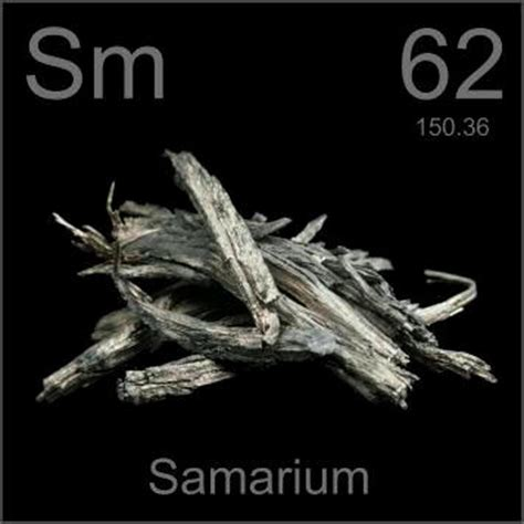 Nb Periodic Table Pictures Stories And Facts About The Element Samarium In