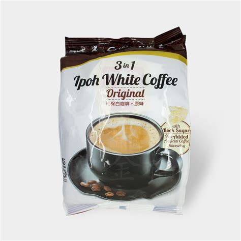 White Coffee chek hup 3 in 1 white coffee hock product centre