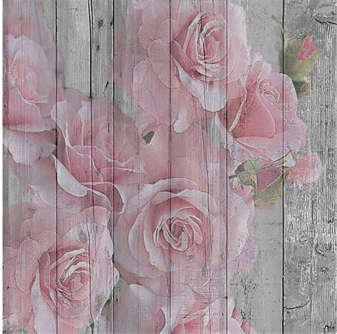 gray shabby chic flowers by shabby chic sts and painted floorboards on