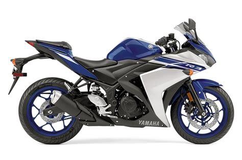 2016 Yamaha YZF R3   Blue, Silver 2016 Yamaha Super Sport