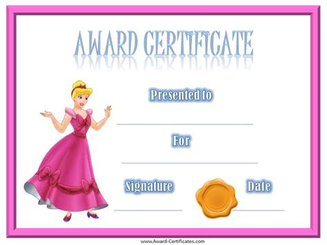 21 best certificates images on pinterest award certificates