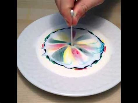 milk food coloring and soap what happens when you combine milk food coloring and dish