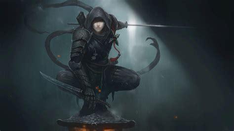 Ninja Warrior On The L Hd Desktop Wallpaper | ninja warrior on the l hd desktop wallpaper