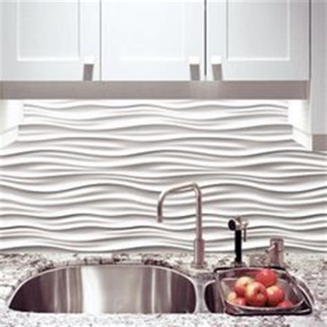 wavy backsplash wave tile on pinterest waves tile and dune