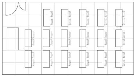 Creating A Classroom Floor Plan Conceptdraw Helpdesk 29 Classroom Floor Plan Template