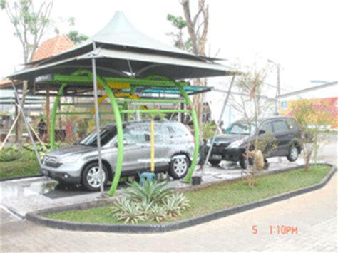 Mesin Cuci Mobil Otomatis bisnis cuci mobil mesin otomatis promosi