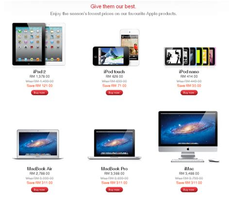 apple malaysia apple malaysia offers the discounts for year of dragon