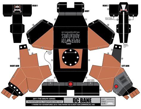 Batman Papercraft - batman papercraft museum d papercraft