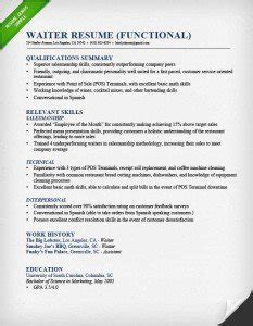 Dining Room Manager Job Description how to write a great resume the complete guide resume