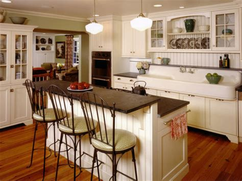 kitchen cottage style how to setup cottage style kitchen plus exles