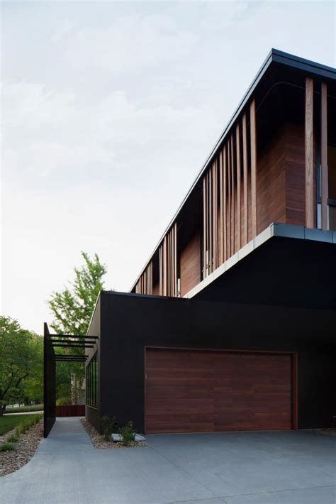 wood haus aeccafe baulinder haus in mission ks by hufft projects