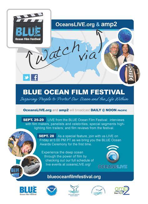 blue film festival blue ocean film festival 2012