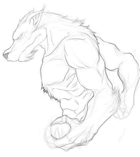 imagenes para dibujar a lapiz de lobos dibujos a l 225 piz de hombres lobos dibujos a lapiz