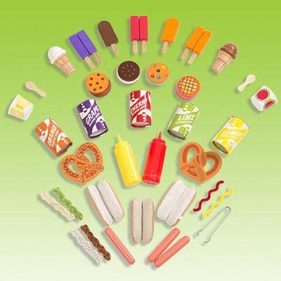 amazon.com: melissa & doug wooden snacks and sweets food