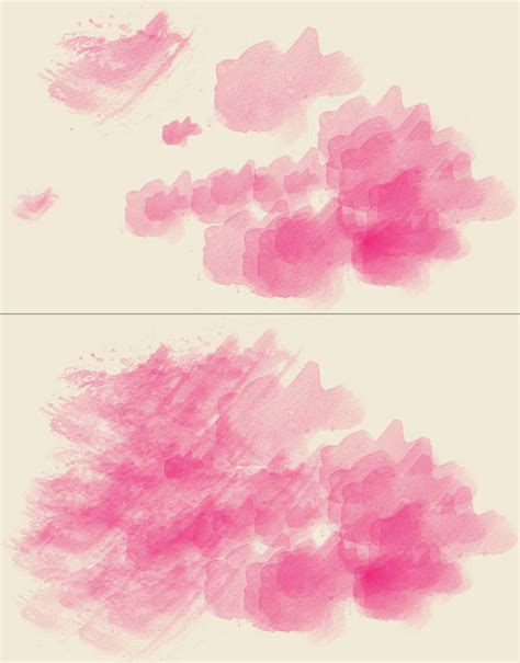 tutorial watercolor brush photoshop how to make your own watercolor brushes in adobe photoshop