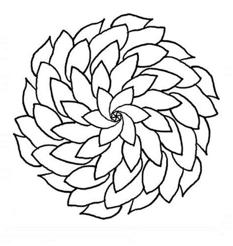 mandala coloring pages play beautiful mandala flower coloring page play color