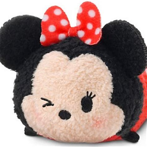 Boneka Tsum Tsum Disney Minnie Mouse your wdw store disney tsum tsum mini winking minnie mouse