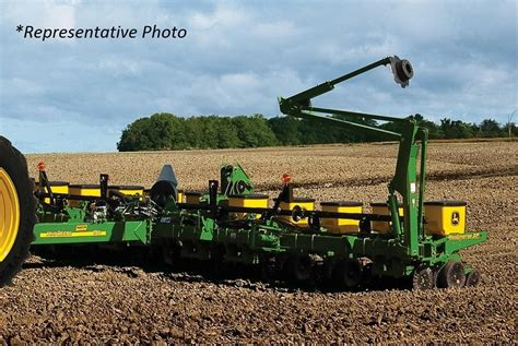 Row Crop Planter by Wisconsin Ag Connection Deere 1760 Row Crop Planters For Sale
