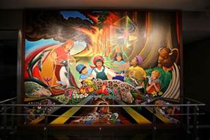 8 conspiracy theories about the denver airport that ll denver international airport bunker are the murals a