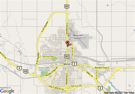 minot dakota map 8 motel minot minot deals see hotel photos
