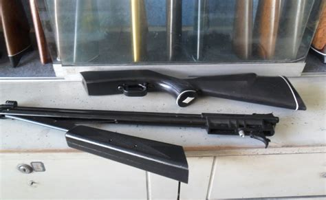 Stang Pompa Sharp air rifle and match cara bongkar pasang servis senapan sharp
