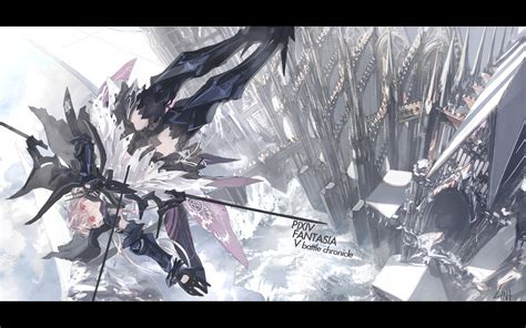 Pixiv Fantasia Wallpaper pixiv fantasia wallpapers pictures images