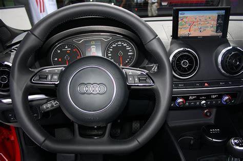 Audi A3 Lenkrad by Neuer Audi A3 Als 2012er Modell Ab Ende August Trendjam