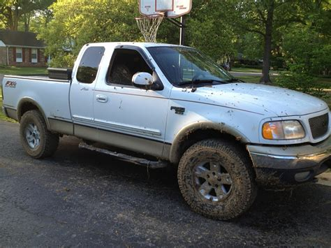 98 ford truck 98 f150 xly 4x4 tire size ford f150 forum community