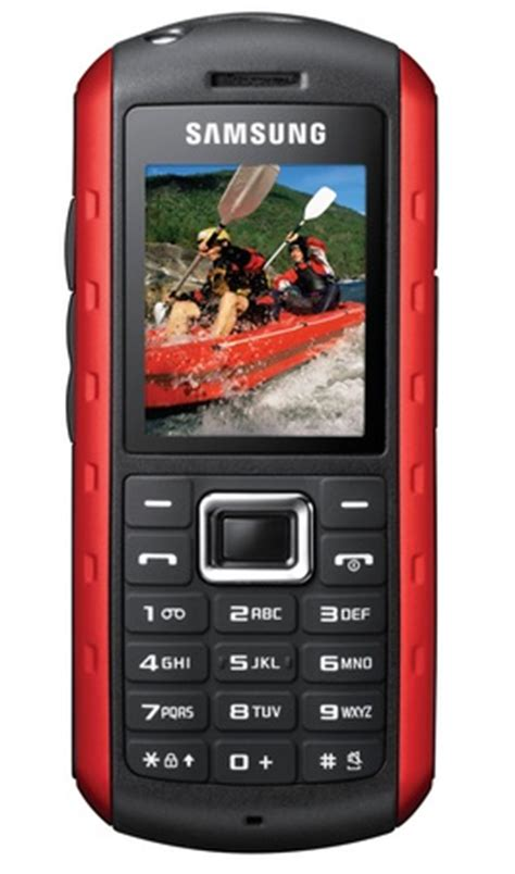 Rugged Samsung Phone by Samsung Xplorer B2100 Rugged Mobile Phone Itech News Net