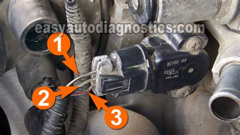 2005 F150 Throttle Position Sensor Problems by Part 1 How To Test The 4 6l 5 4l Ford Throttle Position