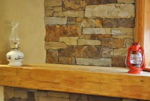 Stone Veneer Kitchen Backsplash by Stacked Stone Veneer Backsplash Submited Images