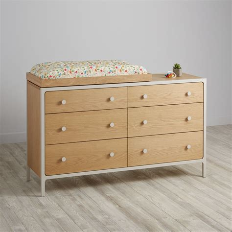 Larkin High Low Changing Table Baby Changing Tables Changing Stations The Land Of Nod