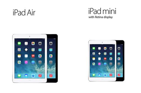Air Mini Retina apple unveils air and mini 2 news pc advisor